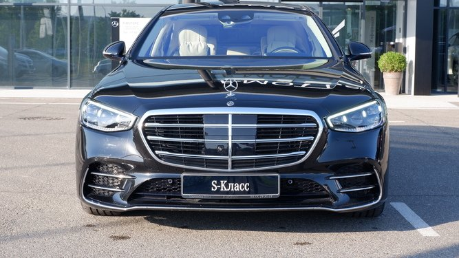 S 350d 4MATIC LIMITED