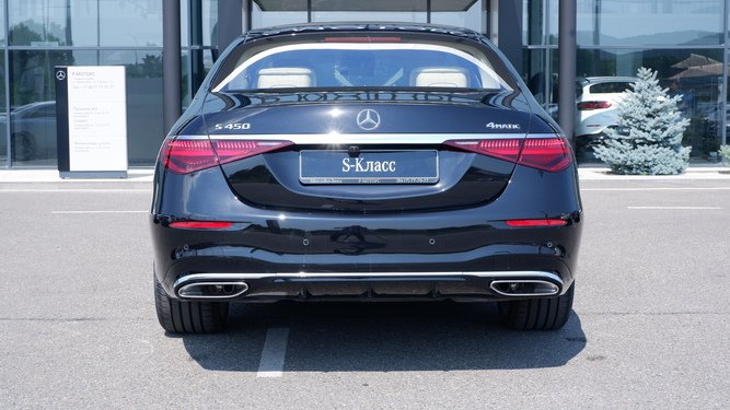 S 450 4MATIC LIMITED