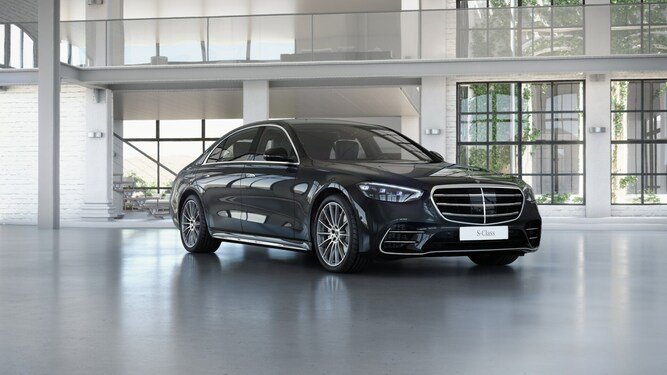 S 350d 4MATIC BUSINESS