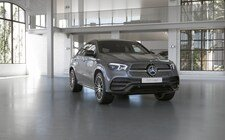 GLE 350d 4MATIC купе