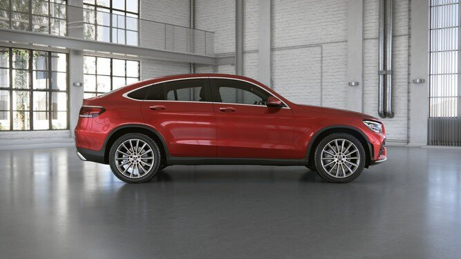 GLC 300 4MATIC Sport купе
