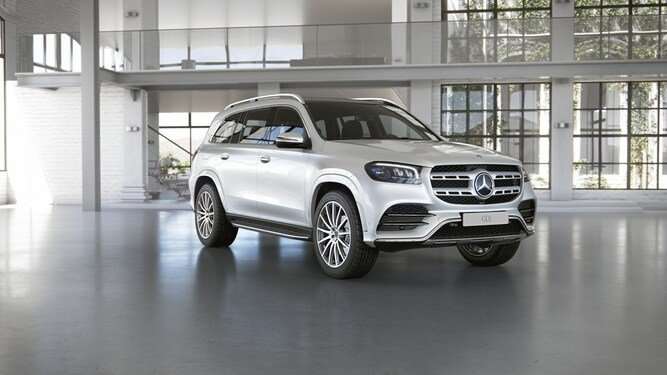 GLS 400d 4MATIC Luxury