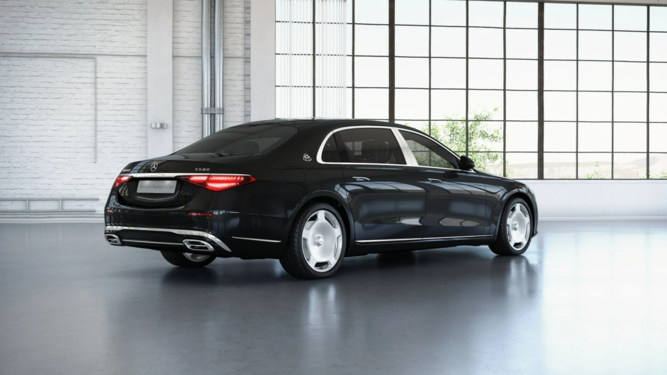 Mercedes-Maybach S 580 4MATIC
